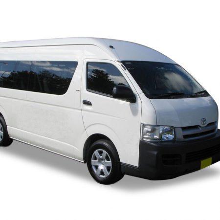 11 - 13 Seat Minibus