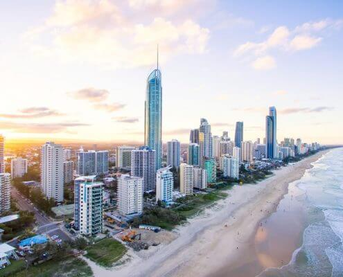 gold coast bus hire