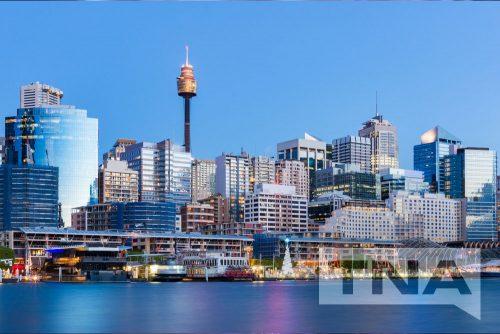 Sydney Private Bus Charter CBD