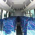 33 Passenger Seat Coach Interior