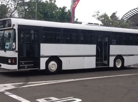 50 Seat Charter Bus