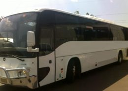 53 Seat Luxury Coach