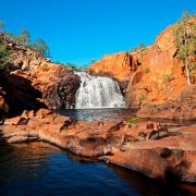 Waterfall in Kakadu National Park Northern Territory