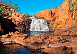 Waterfall in Kakadu National Park Northern Territory