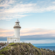Byron Bay Light House Most Easterly Point of Australia