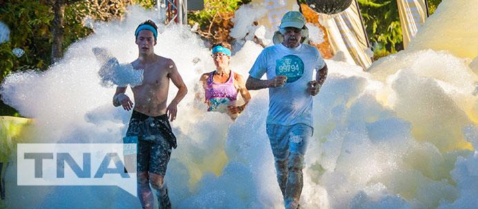 Running through Foam