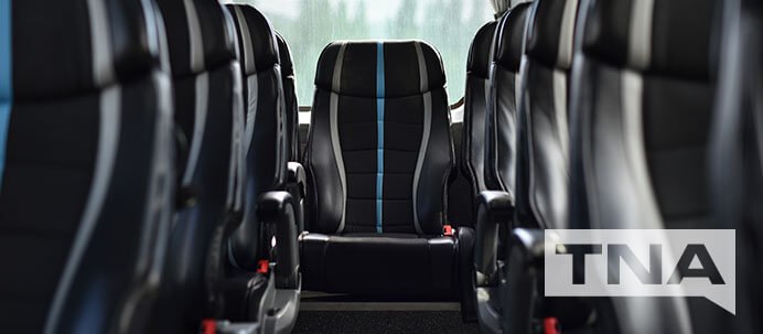 mini bus interior seats