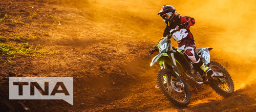 Motorcross rider