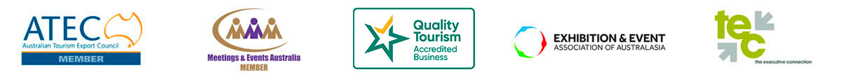 Tourism Membership Logos