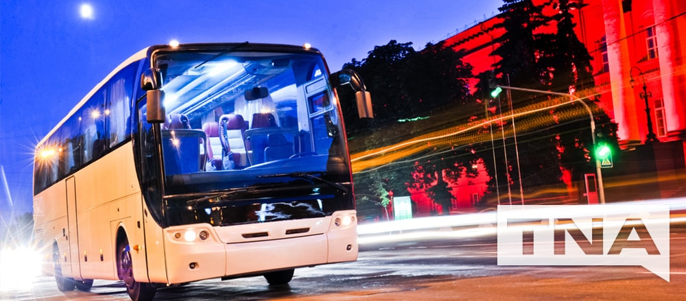 coach hire for events