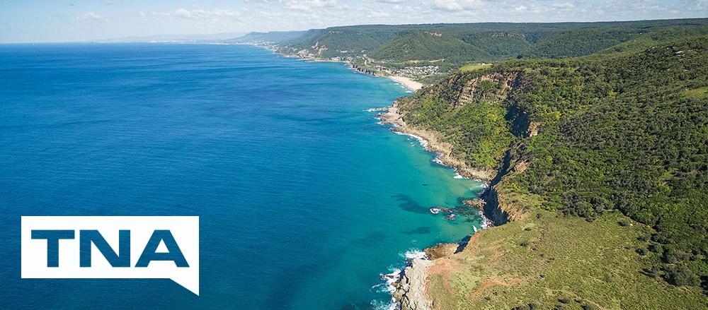 south sydney coastline