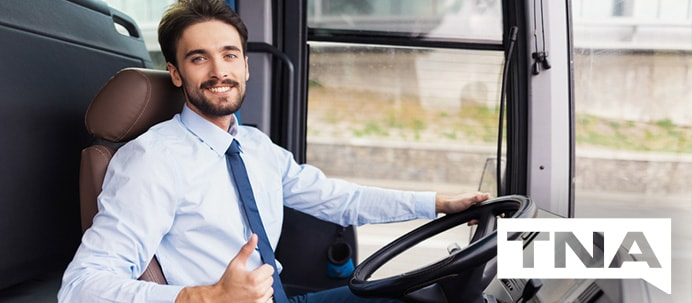 hire a bus with driver