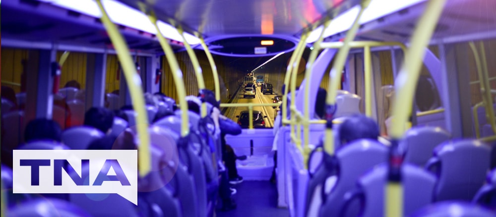 party bus for hire
