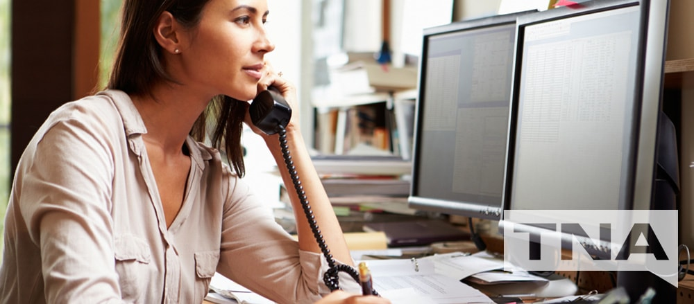 phone call to bus company