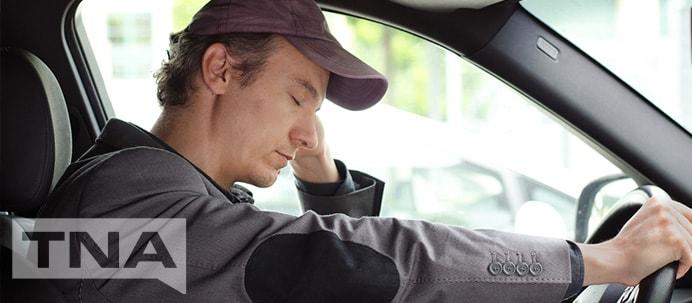 driver tiredness