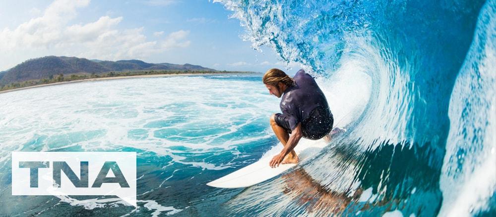 gold coast surfing event