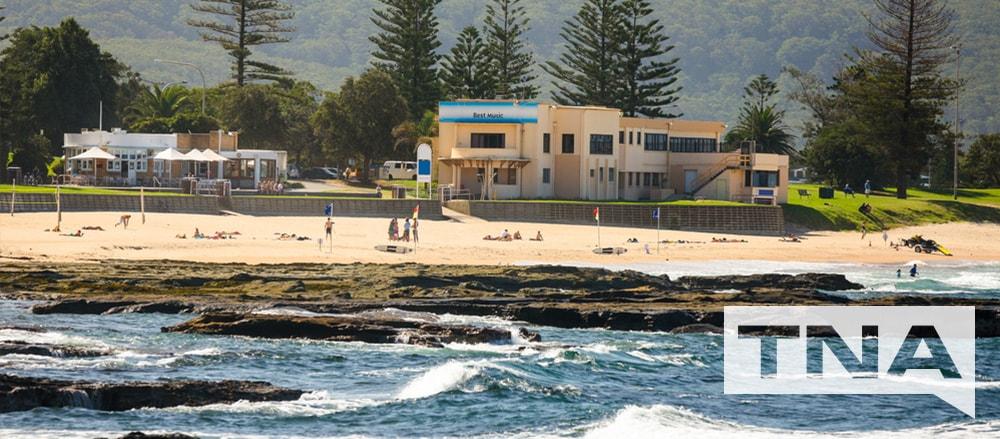 North Wollongong Beach Sydney